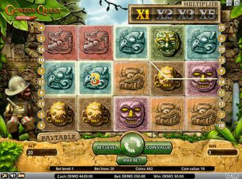 Игровой автомат Gonzo's Quest Extreme - фото № 5