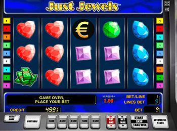 Игровой автомат Just Jewels - фото № 4