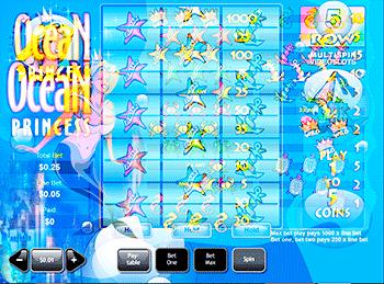 Игровой автомат Ocean Princess - фото № 4
