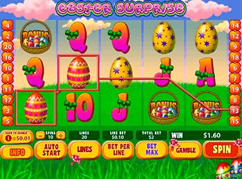Игровой автомат Easter Surprise - фото № 1