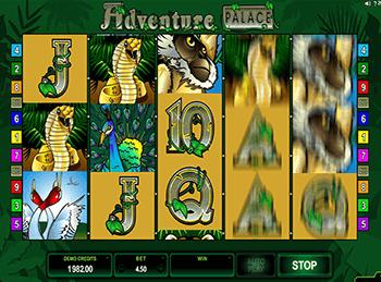 Игровой автомат Adventure Palace - фото № 3