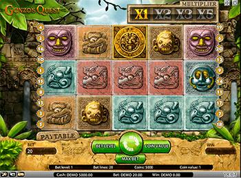 Игровой автомат Gonzo's Quest - фото № 5