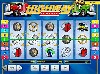 Игровой автомат Highway Kings - фото № 3