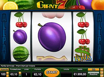 Игровой автомат Giant 7 - фото № 4