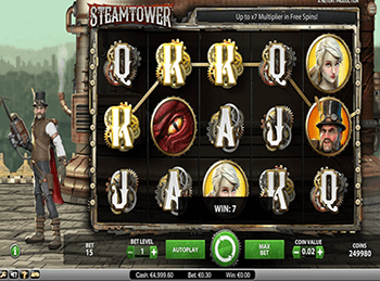 Игровой автомат Steam tower - фото № 2