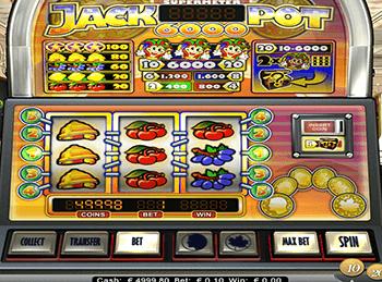 Игровой автомат Jackpot 6000 - фото № 3