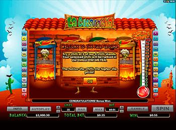 Игровой автомат La Cucaracha - фото № 2