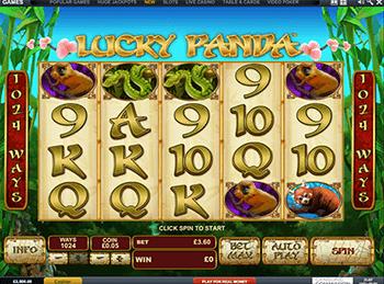 Игровой автомат Lucky Panda - фото № 4