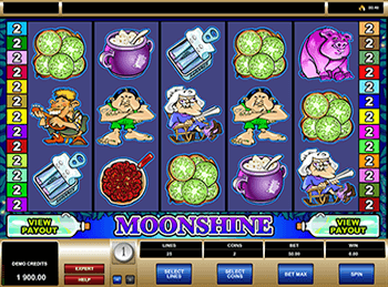 Игровой автомат Moonshine - фото № 2