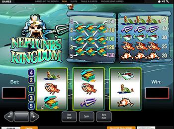 Игровой автомат Neptunes Kingdom - фото № 4