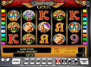 Игровой автомат Gryphon\'s Gold - фото № 3