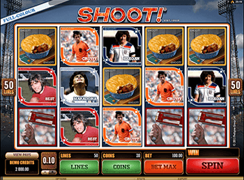 Игровой автомат Shoot! - фото № 1