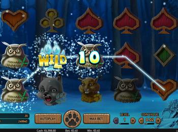 Игровой автомат Wolf Cub - фото № 1