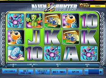 Игровой автомат Alien Hunter - фото № 4