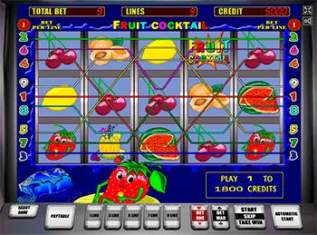 Игровой автомат Fruit Cocktail - фото № 1