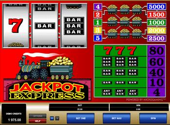 Игровой автомат Jackpot Express - фото № 6