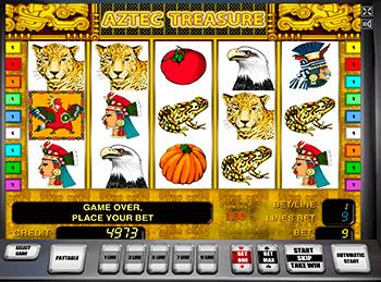 Игровой автомат Aztec Treasure - фото № 4
