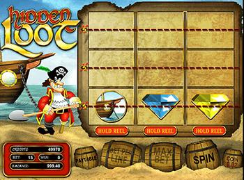 Игровой автомат Hidden Loot - фото № 5