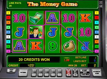Игровой автомат The Money Game - фото № 3
