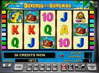 Игровой автомат Bananas go Bahamas - фото № 4