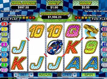 Игровой автомат Green Light - фото № 1