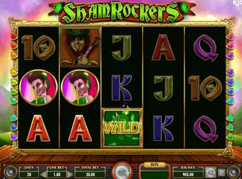 Игровой автомат Shamrockers - фото № 2