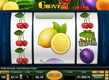 Игровой автомат Giant 7 - фото № 3