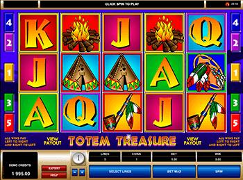 Игровой автомат Totem Treasure - фото № 3