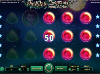 Игровой автомат Fairytale Legends: Hansel and Gretel - фото № 2