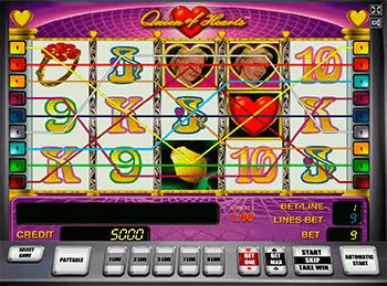 Игровой автомат Queen of Hearts - фото № 6
