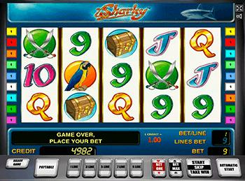 Игровой автомат Sharky - фото № 3