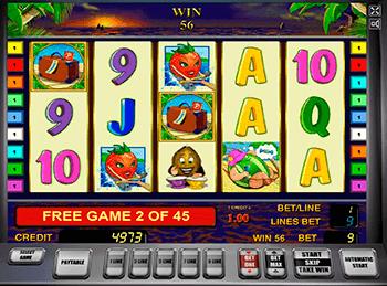Игровой автомат Bananas go Bahamas - фото № 5