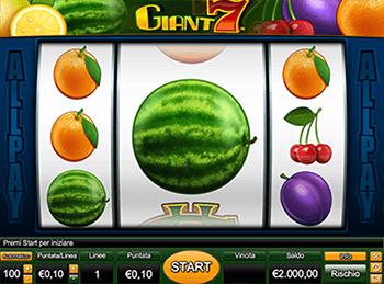 Игровой автомат Giant 7 - фото № 2