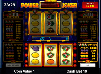 Игровой автомат Power Joker - фото № 1