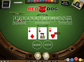 Игровой автомат Red Dog Progressive - фото № 6